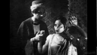 YAHUDI KI LADKI 1933: Ab shaad hai dil aabaad hai dil [soundtrack] (Utpala Sen)