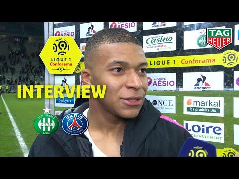 Interview de fin de match: AS Saint-Etienne - Paris Saint-Germain (0-1) / 2018-19