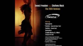 """""""Sweet Freedom"""" - Chellena Black - Produced by Frankie Medina & J-vibe"""