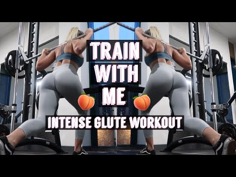 GROW YOUR GLUTES | Train With Me - Glute Day