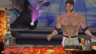 WWE RAW 2 Rico Entrance