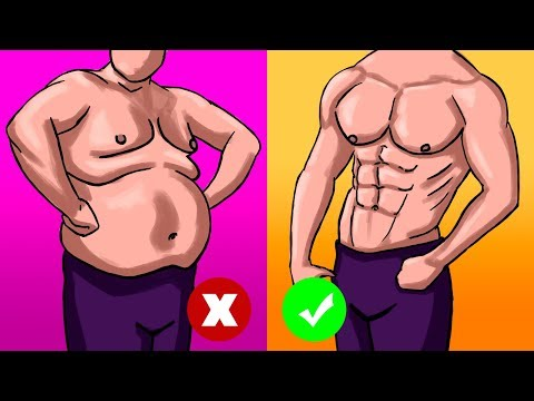💪 👍 How To Lose Weight in a Week Without Diet & Exercise | How To Lose Weight Quick