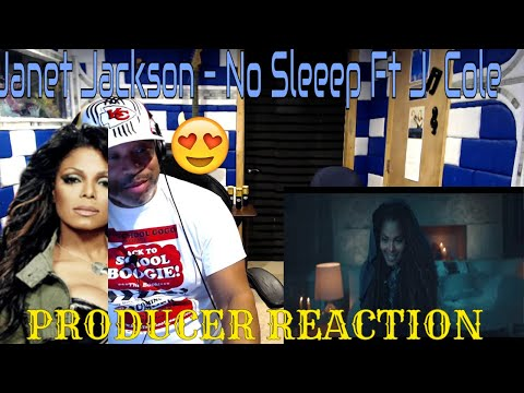 "Janet Jackson   ""No Sleeep"" Feat J  Cole - Producer Reaction"