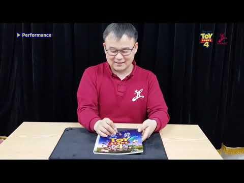 Saturn Magic - Magic Coloring Book (Toy Story 4) by JL Magic - Trick