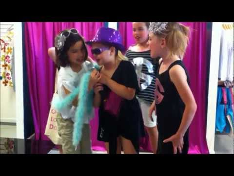 Rock Star Birthday Party at Bold Girlz