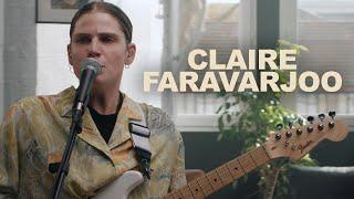 Claire Faravarjoo - Elle a les yeux revolver (cover) // Cabriolet | LES CAPSULES live performance