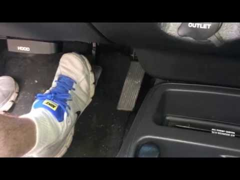 HARD Brake Pedal - How to check if your BRAKE BOOSTER is GOOD or BAD