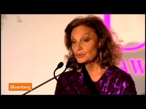 Diane Von Furstenberg: Truth, Character Matter Most - YouTube