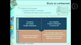 2011 - Du matériau à la structure enjeux industriels et défis énergétiques par Mlle DE SA