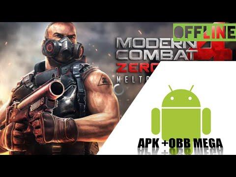 Modern Combat 4 Apk Obb MEGA