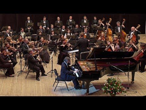 Рахманинов - Концерт №3 для фортепиано с оркестром - Евгений Михайлов / Дмитрий Руссу