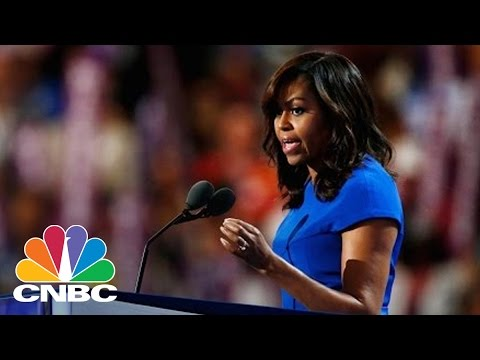 Michelle Obama: Donald Trump Allegations Have 'Shaken Me To My Core' | CNBC