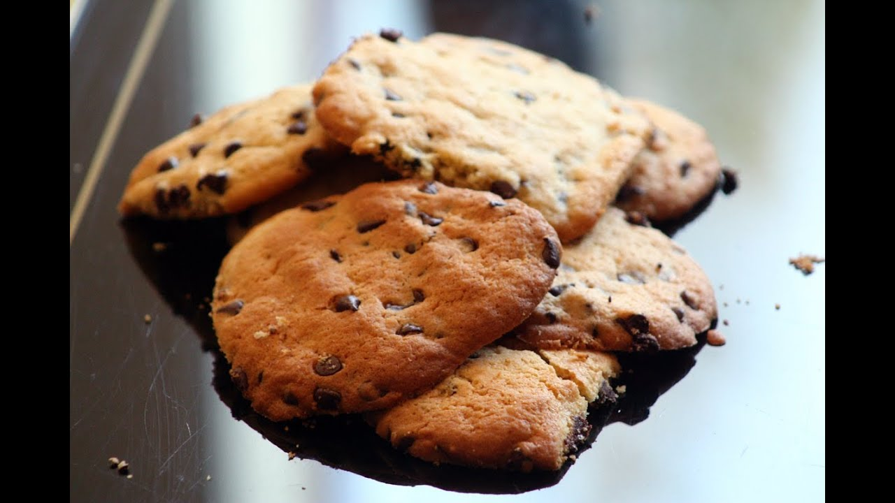 Recette Cookies Au Chocolat La Cuisine De Monica YouTube - La cuisine de monica