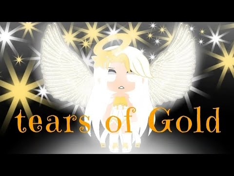 °•Tears of gold