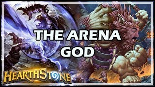 THE ARENA GOD - Boomsday / Hearthstone