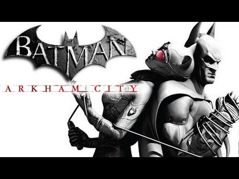 Batman Arkham City - Batman e Mulher-Gato