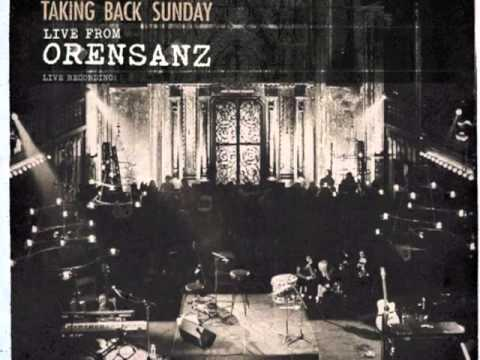One-Eighty By Summer (Live from Orensanz) - Taking Back Sunday