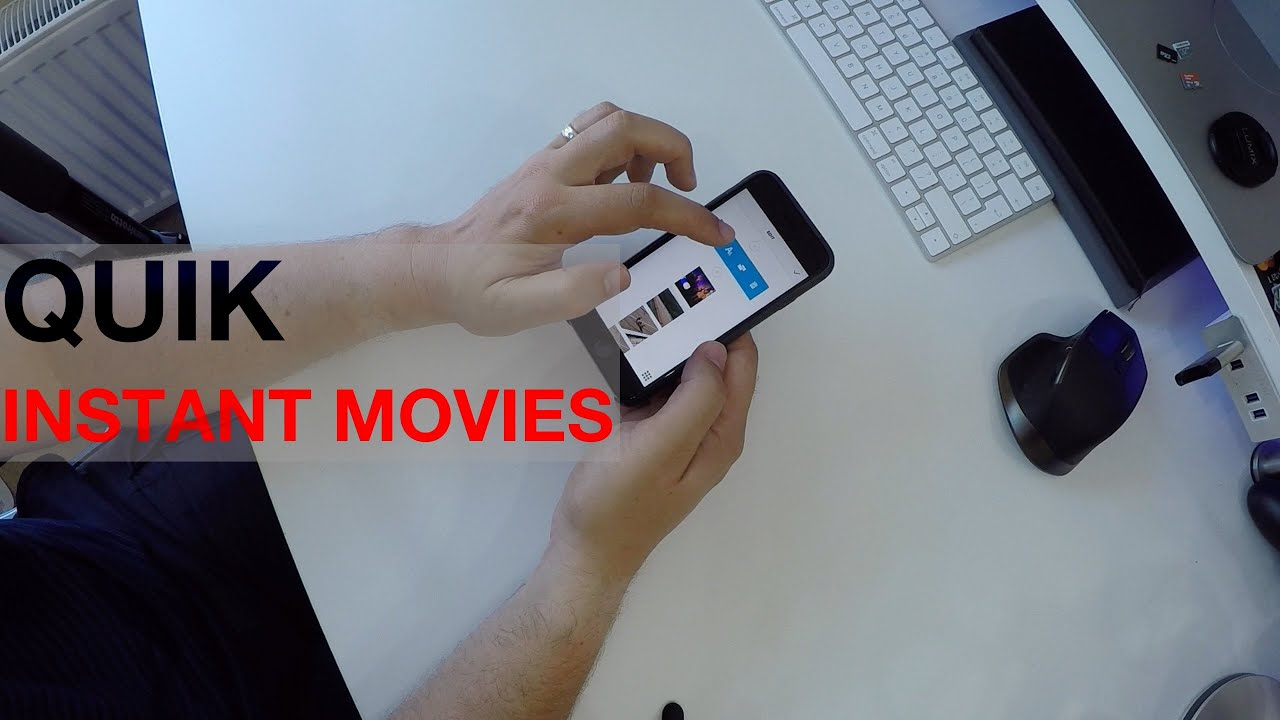 Gopro Quik Overview  How To Edit Videos On Your Iphone In Minutes