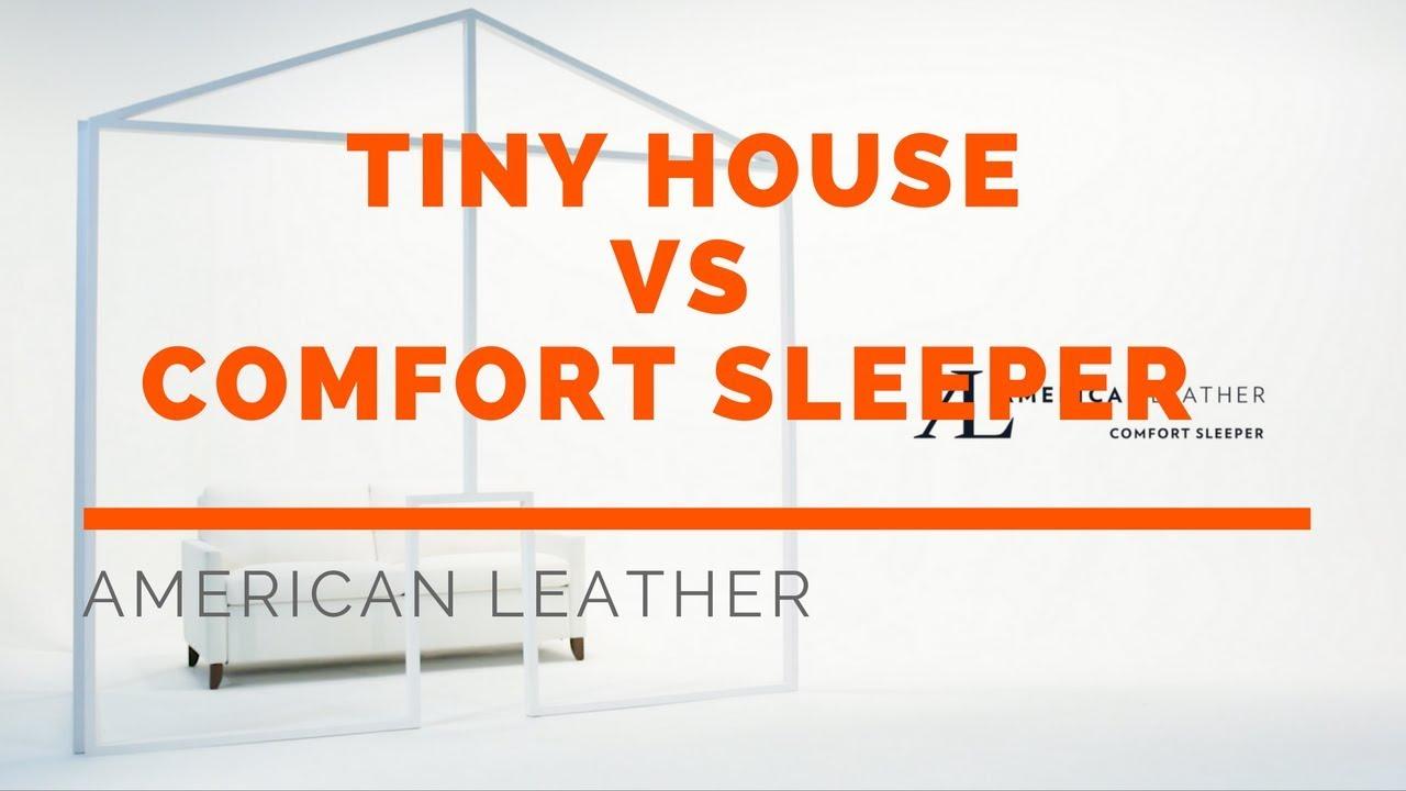 The American Leather Comfort Sleeper