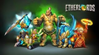 Etherlords (Arena) Gameplay Walkthrough (Android)