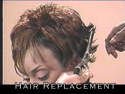 Toni Love's Hair Replacement/Tutorial