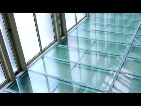 Jockimo™ UL Approved Glass Flooring - Union Statio...