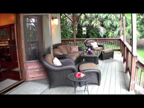 Big Island Vacation Houses presents the Banyan House ~ Your own private Eden on Hawaii