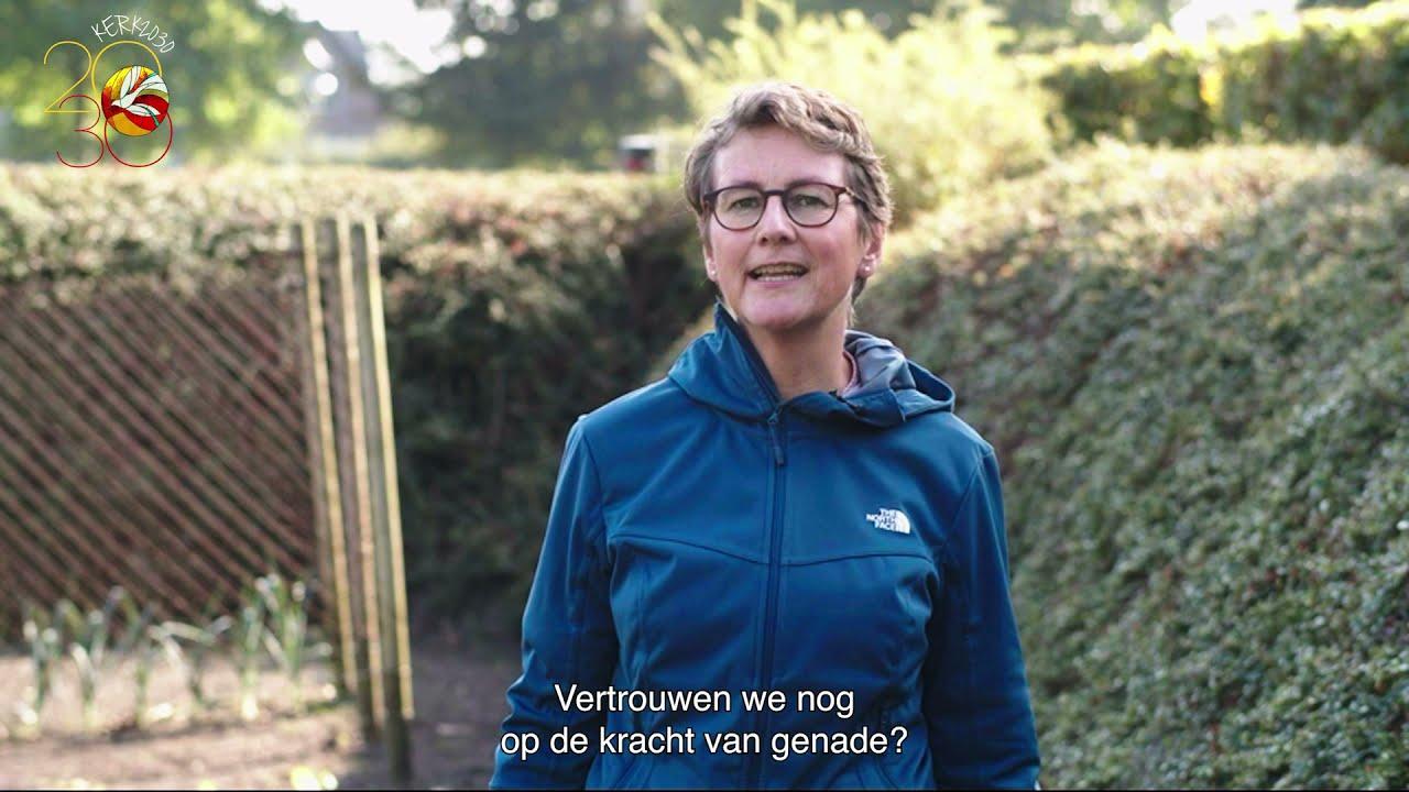 Promo Kerk2030 webinar 2 - Esmé Wiegman, Vertrouwen op de kracht van genade