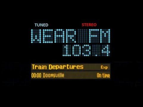 Wear FM - Midnight Train To Doomsville