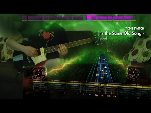 """Rocksmith Remastered - DLC - Guitar - Four Tops """"It's the Same Old Song"""""""