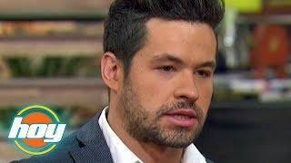 Eleazar Gómez responde a las acusaciones de su ex Vanessa López