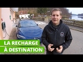 La recharge à destination : l'avantage méconnu des voitures électriques