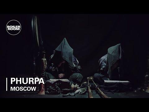 Phurpa – Boiler Room In Stereo