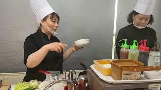 돼지고기야채덮밥 따라 만들기