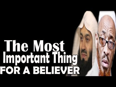 Wake Up Call For The Ultimate Destination | Sheikh Khalid Yasin & Mufti Menk