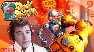 Deck Doctor w/ Firebat: Mech Bloodlust Shaman