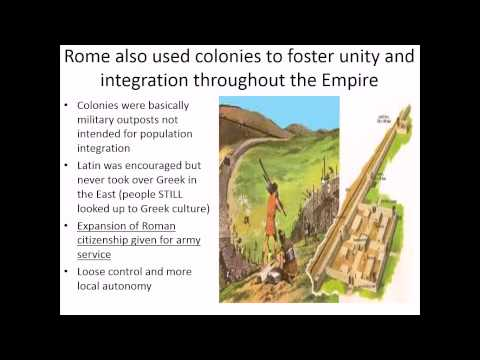 Rome and Han Dynasty Classical Period Empires