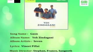 04 Gaon,Yeh Zindagani,Seven,Vineet Pillai,Stephan,Franco,Sangeeth