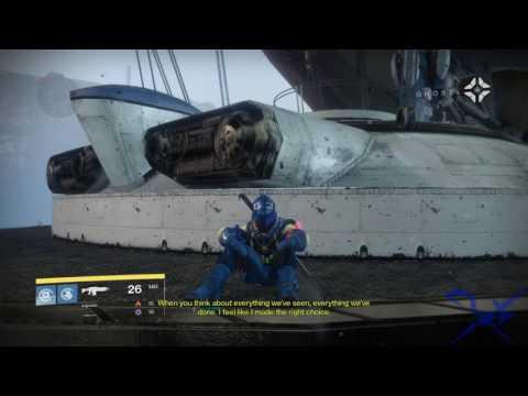 Destiny: Khvostov Chat Scene with Ghost free Download :popular-software.com