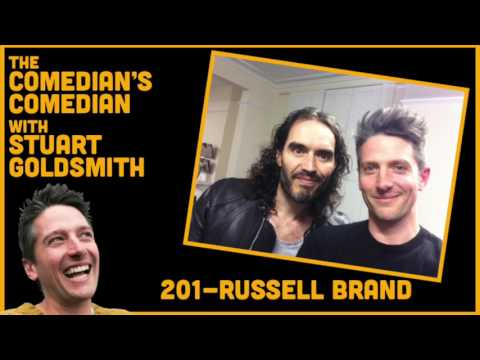 The Comedian's Comedian - 201 - Russell Brand