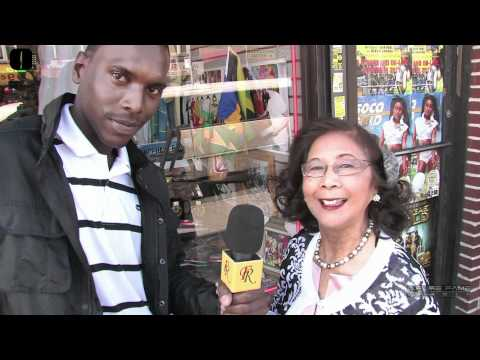 Pat Chin of  VP Records exclusive chat with Anzed of Forever Reggae TV