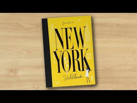New York Sketchbook by Jason Brooks