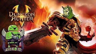dungeon Hunter 5 подробный обзор на русском
