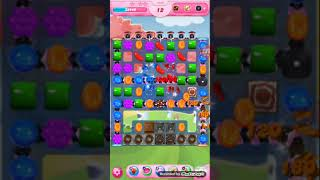 candy crush level 1689 no booster 糖果第1689關(無道具)