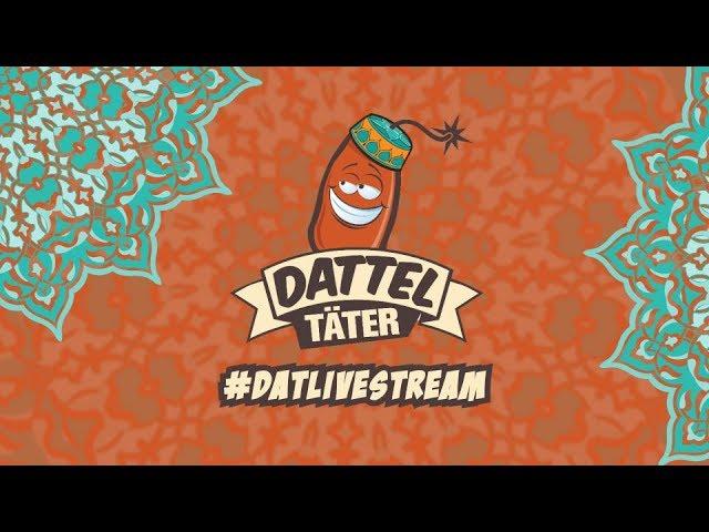 Datteltäter Ramadan-Livestream