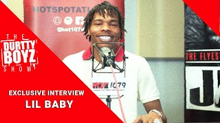 Lil Baby Speaks On Getting Caught CHEATING & His Relationship With Jayda (Full Interview)