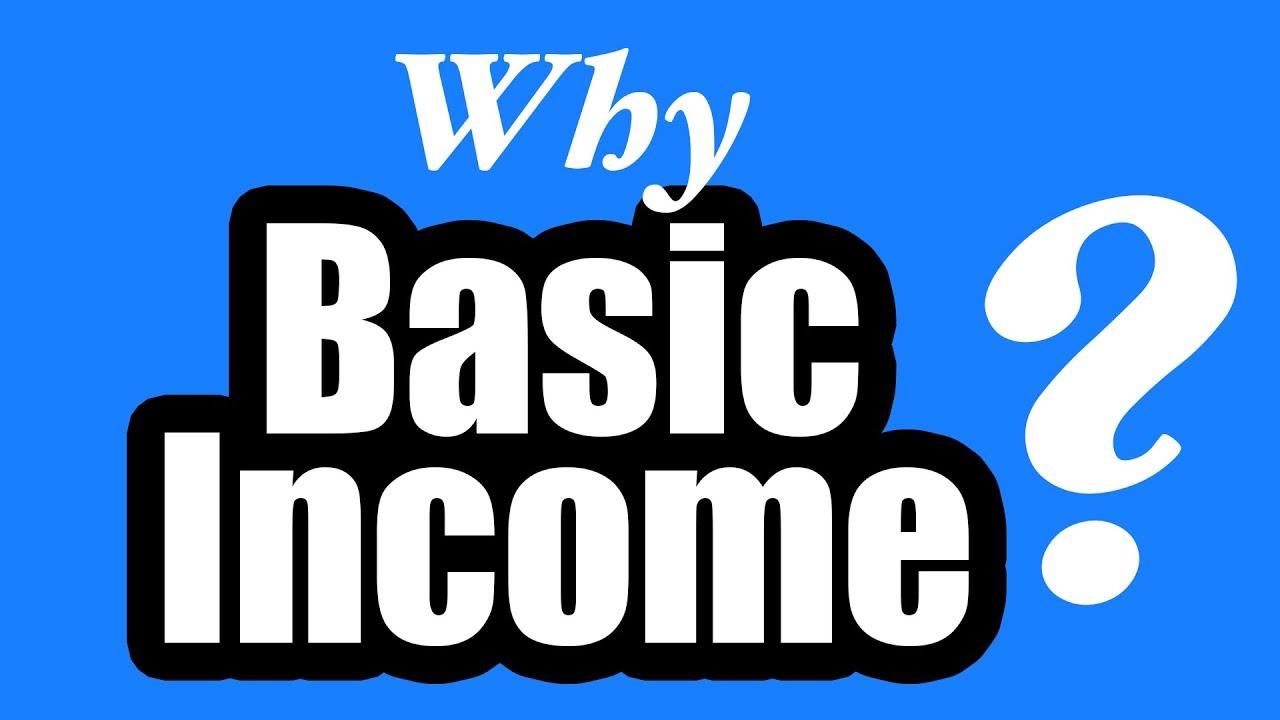 Why Basic Income? - YouTube
