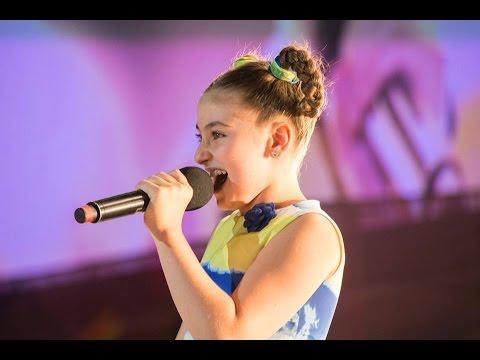 Mery Kocharyan //Ay-Ay //Junior New Wave 2015//