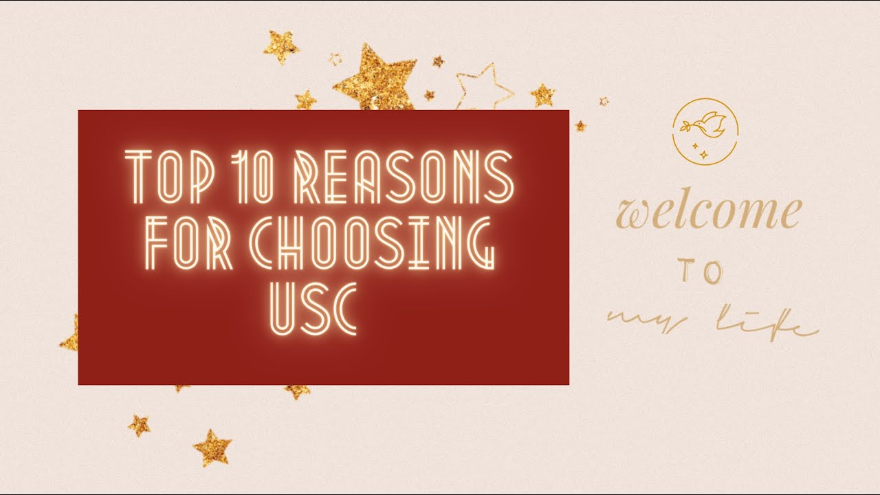 3 reasons why i chose tarc A few reasons why i chose babson by jeff andrews | november 3, 2014 when choosing which schools you want to apply to, it's always helpful to identify reasons why.
