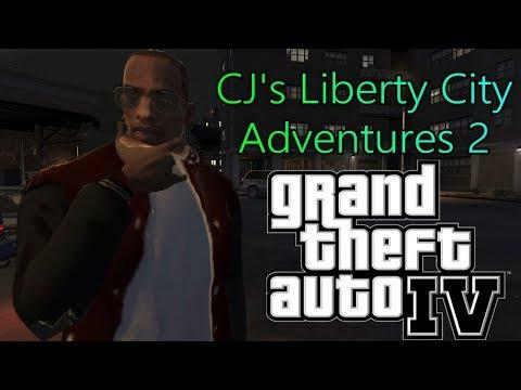 CJ's Liberty City Adventures 2